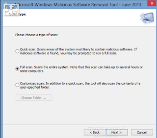 Microsoft Malicious Software Removal Tool 2017 Free Download