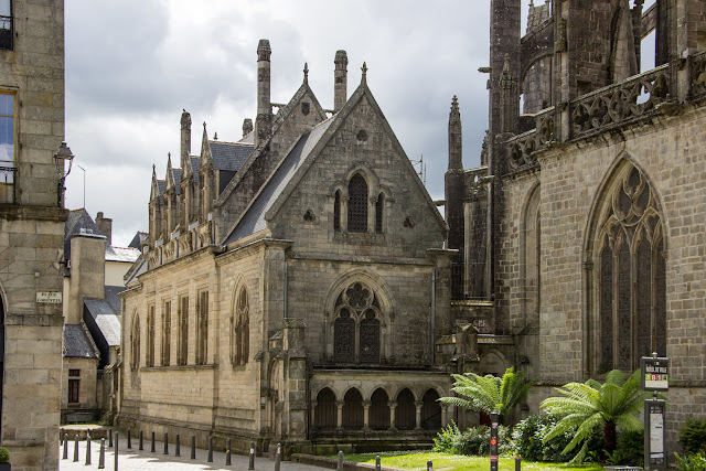 Catedral de Quimper, Francia