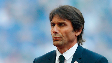 Champions League: Conte reacts as PSG fail to beat Club Brugge