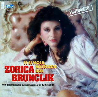 Zorica Brunclik - Diskografija 1