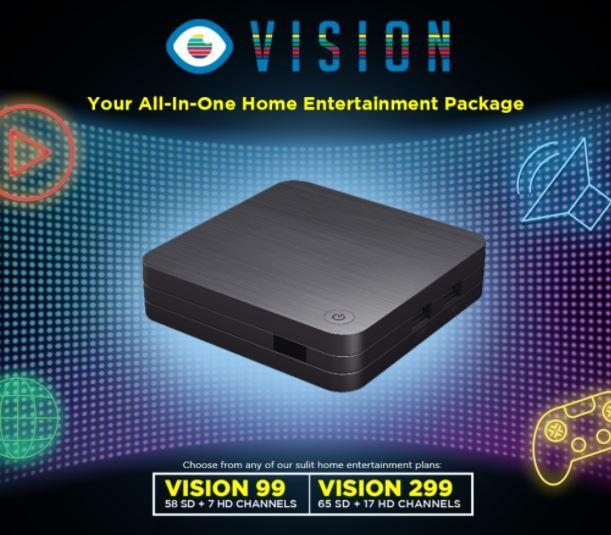 Converge VISION digibox
