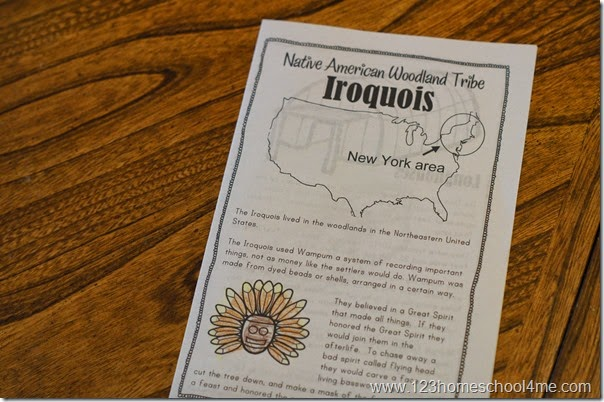 Iroquios for Kids