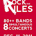 Rockin' the Railroad:ROCK THE RILES 2011