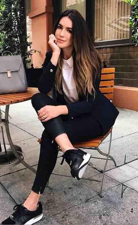 Looks estilosos com legging preta
