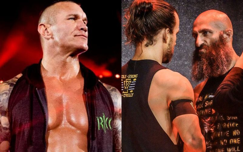 Backstage reason why WWE reportedly rejected Randy Orton's idea to work with Adam Cole and Tommaso Ciampa
