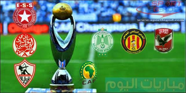 ملخص مباراة شبيبة القبائل والرجاء الرياضي