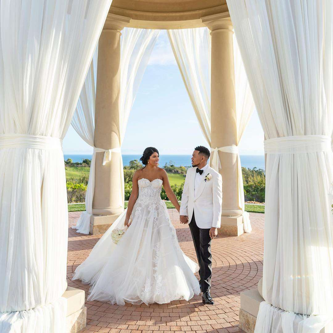 Chance The Rapper tie the knot with Longtime Girlfriend