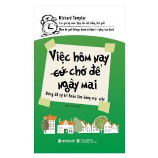 Việc Hôm Nay Chớ Để Ngày Mai (Tái Bản 2018) ebook PDF-EPUB-AWZ3-PRC-MOBI