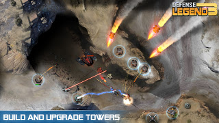 Télécharger Defense Legend 3: Future War
