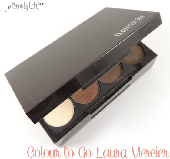 Color to Go Natural Nudes de Laura Mercier