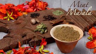 MEAT MASALA | 100 gm | মিট মশলা