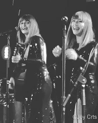 Brigitte en concert à New York