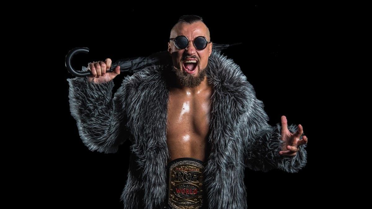 WWE estaria interessada em Marty Scurll