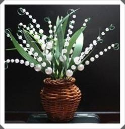 Elişi Çiçek Yapımı, Resimli Açıklamalı
