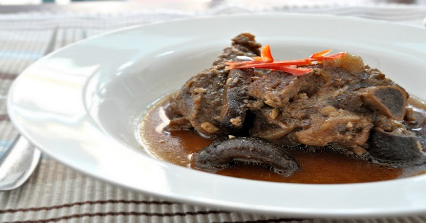 Babi Chin (Fragrant Pork) And Nonya Cuisine Recipe