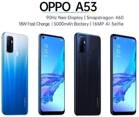 Oppo A53 Indonesia