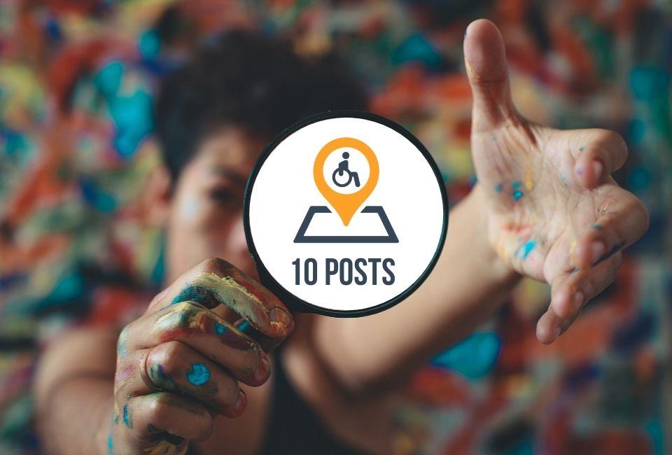 10 Posts do Território Deficiente que você Precisa Ler!