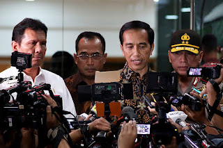 Jokowi: Tidak Ada Tempat Bagi Teorisme di Negara Kita