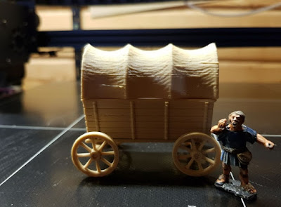 Wagon, Tents picture 2