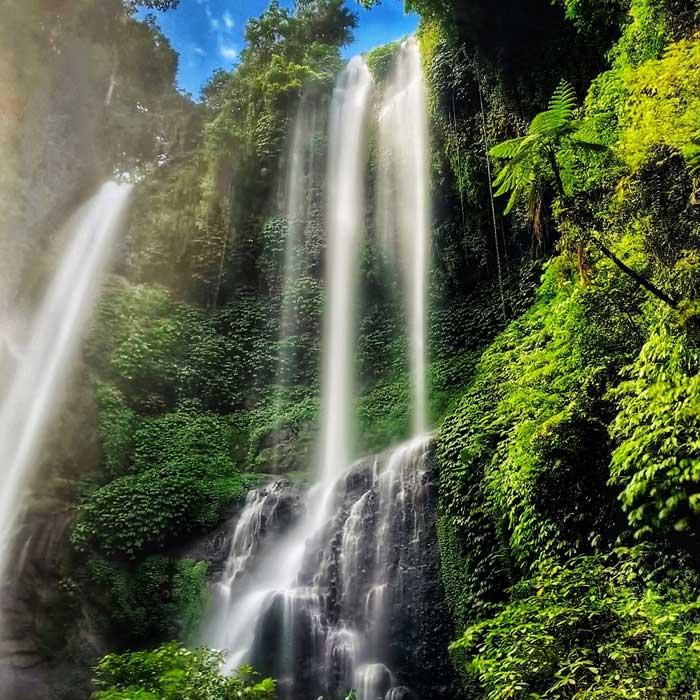 Rute Lokasi Air Terjun Sekumpul Buleleng Bali
