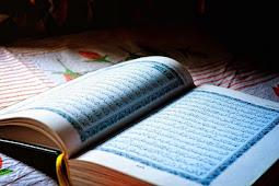Khasiat ayat lima menurut para wali Allah