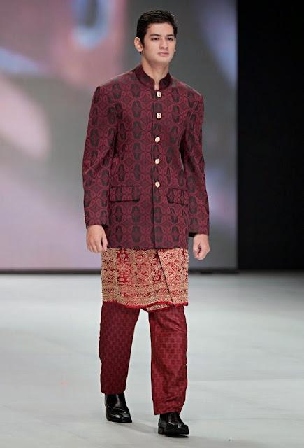 Desain Baju Muslim Batik Untuk Pria Remaja