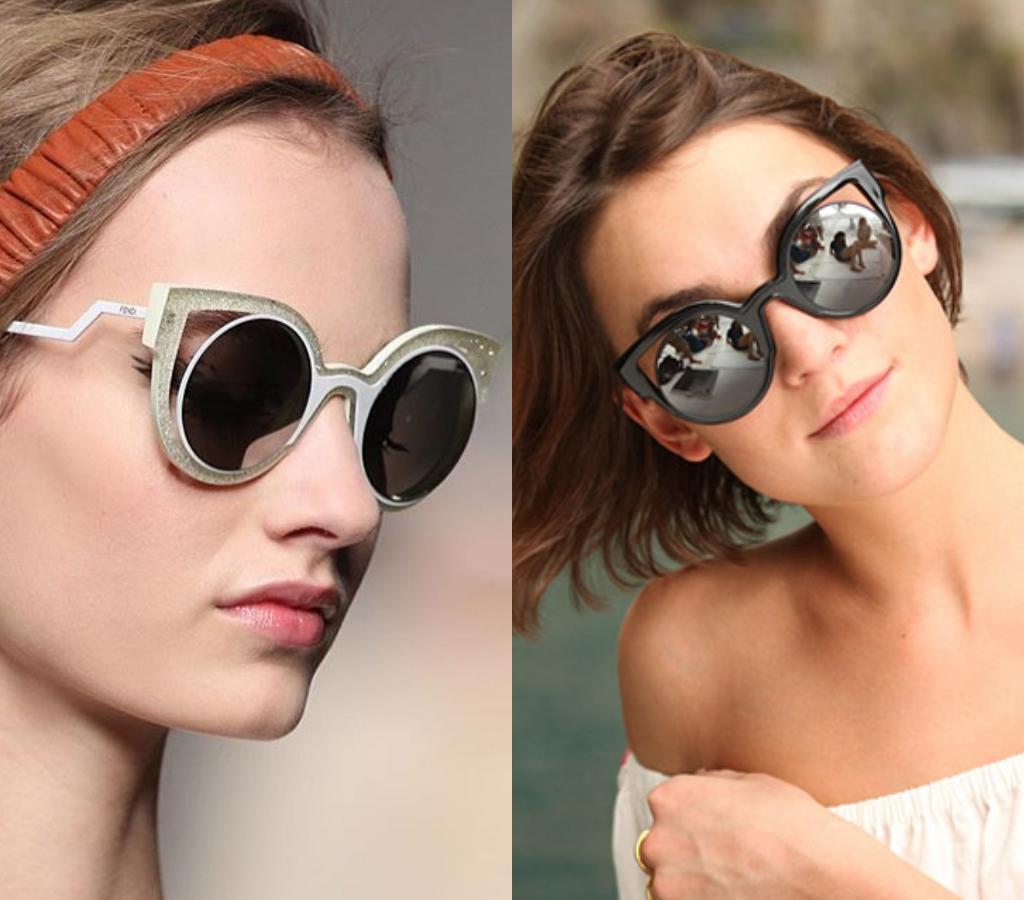 Blog da Andressa Cunha  Desejo do momento  Óculos de Sol Fendi Paradeyes  (com glitter)! ♥ 9aa8e83972