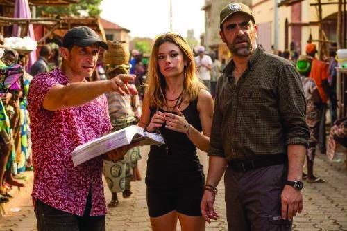 Salvador Calvo, Luis Tosar, Anna Castillo, Un mundo prohibido