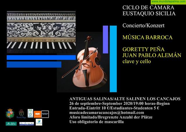 LAS SALINAS: Música Barroca para la reapertura
