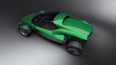 Xing Mobility Miss R: El superesportiu oriental de 1.360 CV