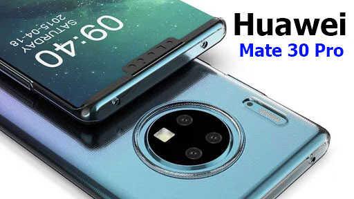 تعرف على سعر ومواصفات هاتف Huawei Mate 30 Pro