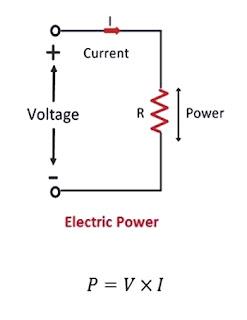 ما هي القدرة الكهربائية