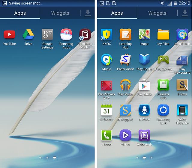 Odin üzerinden Android Samsung telefonunu nasıl gösterebilirim