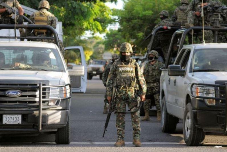 Marinos detienen a Sobrino de Rafael Caro Quintero en Culiacán; Sinaloa