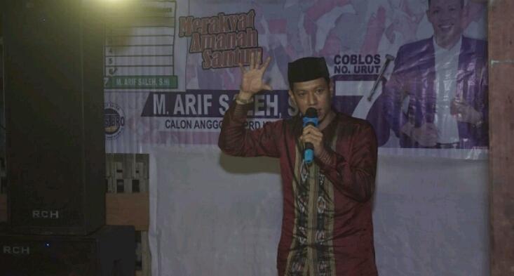 Warga Respons Positif Surat 'Mappatabe' Arif Saleh