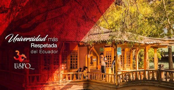 La USFQ seleccionada como la universidad más respetada del Ecuador