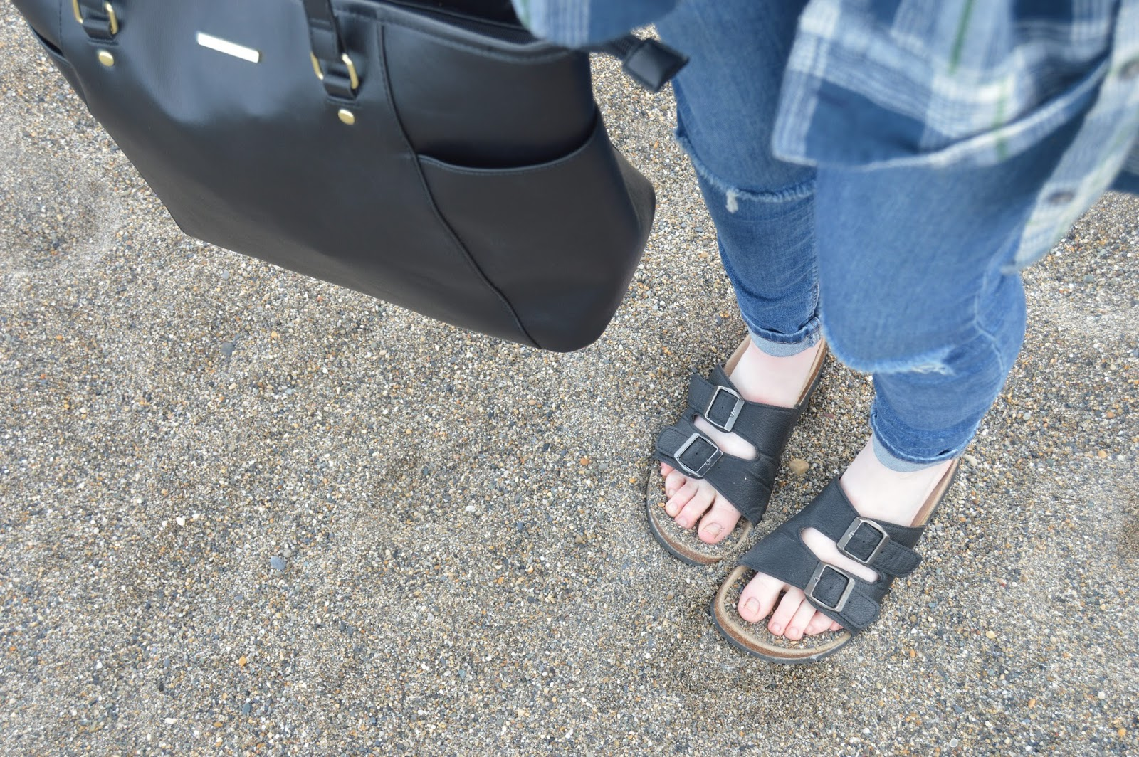 826ab5681d4 Flannel   Birkenstocks