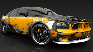 Cool dodge challenger modified high resolution wallpaper