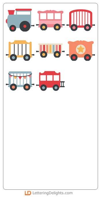 http://www.letteringdelights.com/graphics/graphic-sets/circus-pals-train-gs-p13979c4c9?tracking=d0754212611c22b8