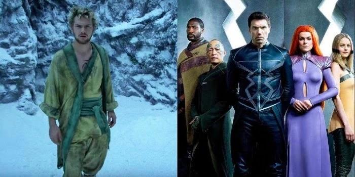 Iron Fist The Heroes Emerge