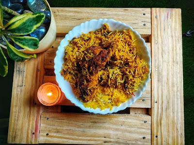 Zaffran Chicken Biryani Recipe
