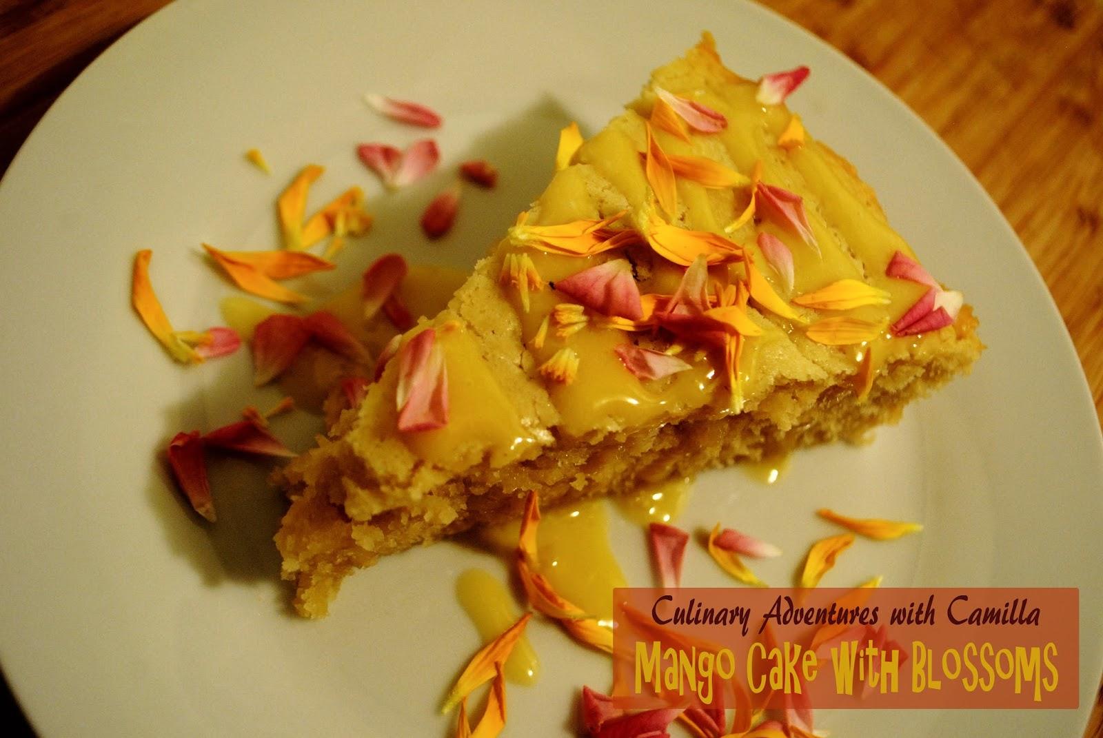 Marigold Biscuit Cake Recipe In Hindi