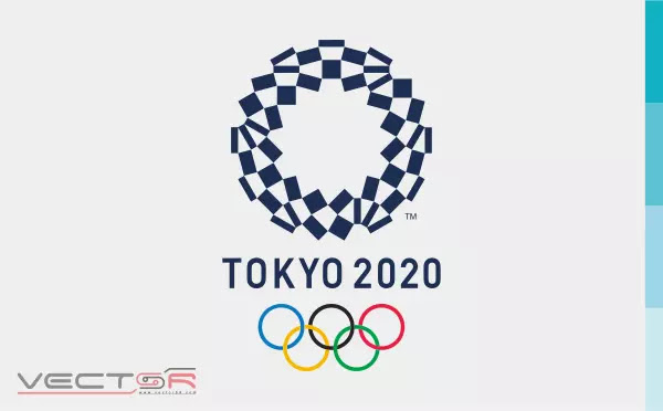 Tokyo 2020 Olympics Logo - Download Vector File SVG (Scalable Vector Graphics)