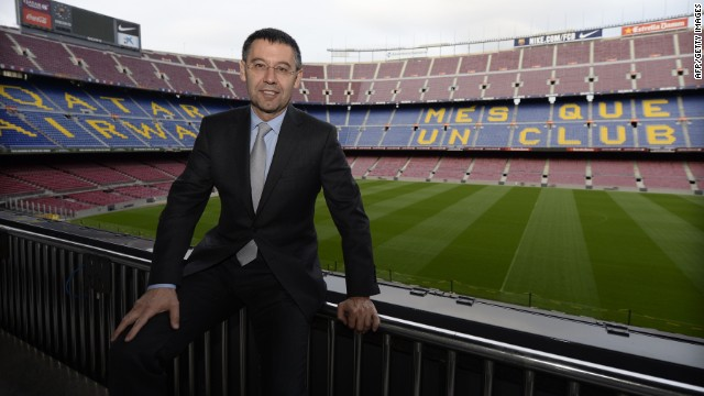 Fc Barcelona and Bartomeu suffers Thousands of bots cyber-attacks