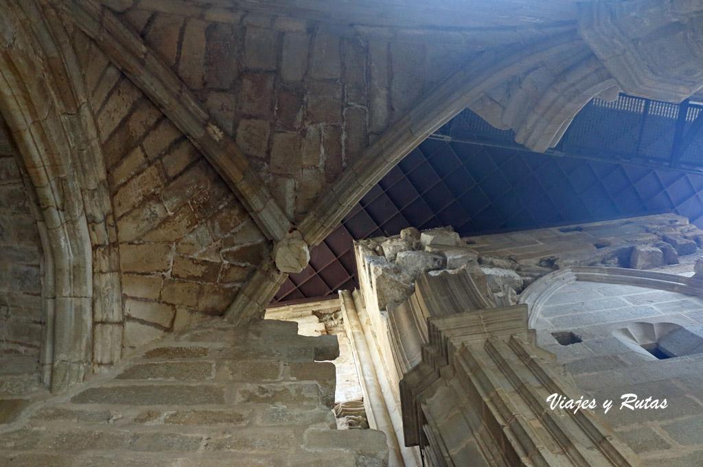 Unión de las cos catedrales de Plasencia