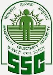 Staff Selection Commission Recruitment 2016  SSCNWR – Investigator, Lab Asst, Geographer, Asst Archaelogist 171 Posts