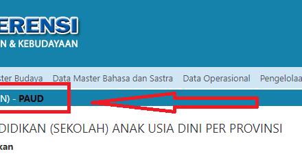 2 Cara Melihat/Cek NPSN Sekolah TK, SD, SMP, SMA, SMK Seindonesia - Kherysuryawan.id
