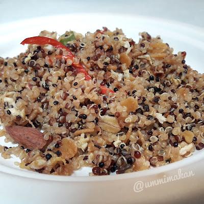 nasi goreng quinoa SESA Indonesia