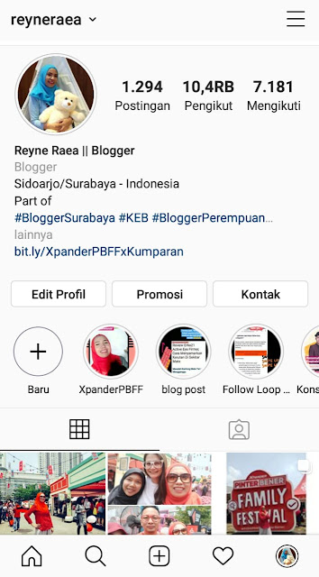 follow loop instagram