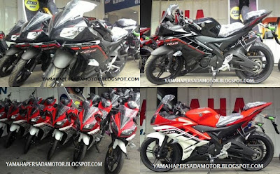 Yamaha R15 Movistar Tech3 Kredit Motor R15YAMAHA MOTOR
